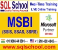 MSBI Practical Live Online Training